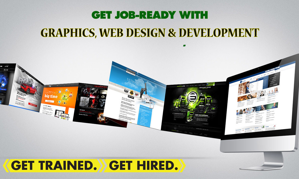 Graphics, Web Design & Development (GWDD)